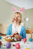 Sweet tooth Stock Image