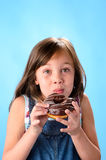 Sweet treat for kid Royalty Free Stock Images