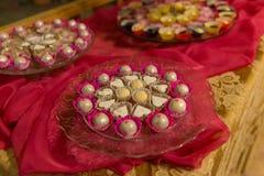 Sweet Treats Royalty Free Stock Photos
