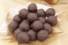 Sweet truffle Stock Photo