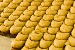 Sweet turkish baklava Royalty Free Stock Photography