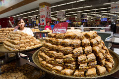 Sweet Turkish Pastry Stock Photography