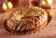 Sweet typical of Sicilian cuisine Royalty Free Stock Images
