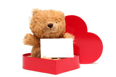 Sweet Valentine Stock Photography