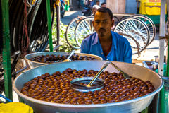Sweet Vendor Stock Images