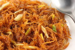 Sweet vermicelli Royalty Free Stock Photos