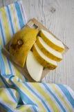 Sweet vitamin melon Stock Image