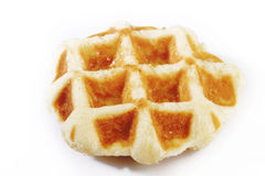 Sweet waffle Royalty Free Stock Photos