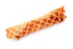 Sweet waffles. Stock Images
