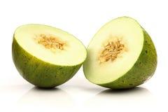 Sweet watermelon halves Royalty Free Stock Image