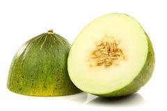 Sweet watermelon halves Royalty Free Stock Photography