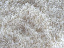 Sweet white thai rice Royalty Free Stock Images