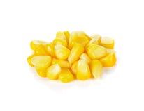 Sweet whole kernel corn Royalty Free Stock Image