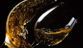 Sweet wine Stock Images