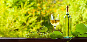 Sweet wine Royalty Free Stock Photo