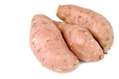 Sweet Yams or Potatoes Royalty Free Stock Photos