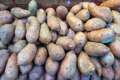 Sweet Yams Royalty Free Stock Images