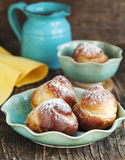 Sweet Yeast Roll Buns Stock Images