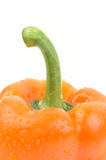 Sweet yellow pepper Royalty Free Stock Photos