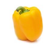 Sweet yellow pepper Stock Image