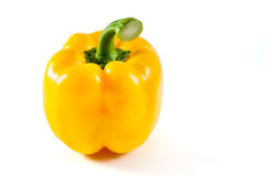 Sweet yellow pepper Stock Photography