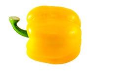 Sweet yellow pepper Stock Photo