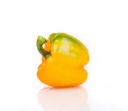Sweet yellow pepper. Stock Photo
