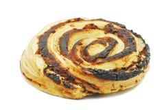 Sweetbread con il papavero Fotografia Stock Libera da Diritti