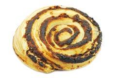 Sweetbread con il papavero Fotografie Stock
