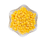 sweetcorn кристалла шара Стоковое Фото