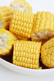 Sweetcorn Stock Image