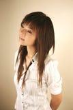 Sweete Asian girl Royalty Free Stock Photos