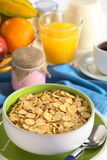 Sweetened Corn Flakes Stock Images