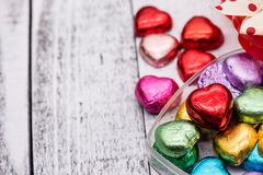 Sweetest day. In October, Valentines day on Feb stock photography