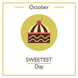 Sweetest Day, October Royalty Free Stock Photos