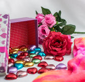 Sweetest and valentines Royalty Free Stock Photos