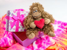 Sweetest and valentines Stock Image