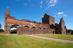 Sweetheart Abbey Royalty Free Stock Photography