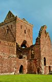 Sweetheart Abbey Royalty Free Stock Photos