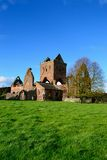 Sweetheart Abbey Royalty Free Stock Images