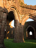 Sweetheart Abbey, Scotland Stock Images