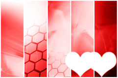 Sweetheart background Stock Photo