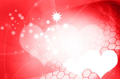 Sweetheart background Royalty Free Stock Image