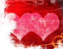 Sweetheart background Stock Images