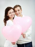 Sweethearts Royalty Free Stock Photo