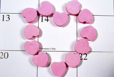 Sweethearts Day Royalty Free Stock Photo