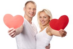 Sweethearts Stock Images