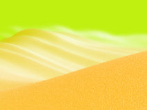 Sweetie planet background. Remarkable abstract 3d backgrounds / wallpapers series Stock Photography