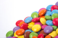 Sweeties diagonally Royalty Free Stock Photography