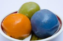 sweetmeat тайский Стоковые Изображения